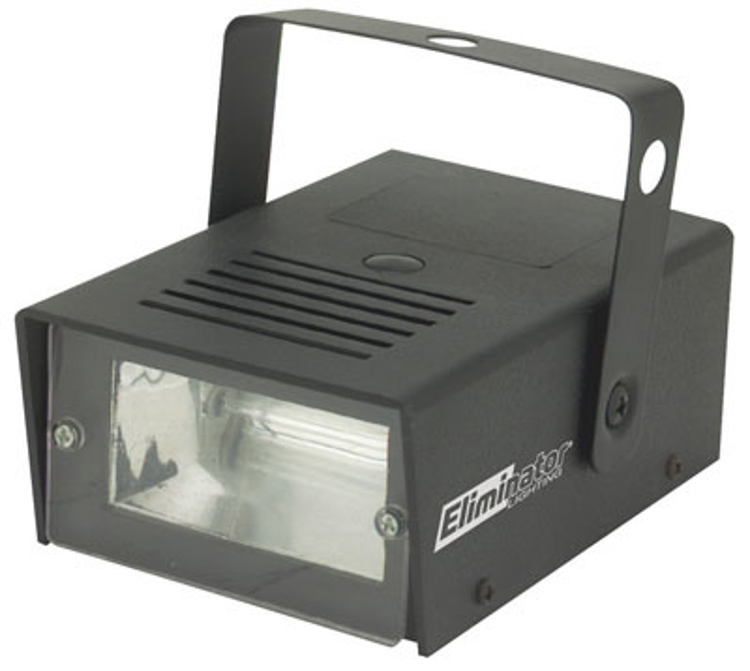 Picture of ELIMINATOR LIGHTING E-105 MINI TROBE