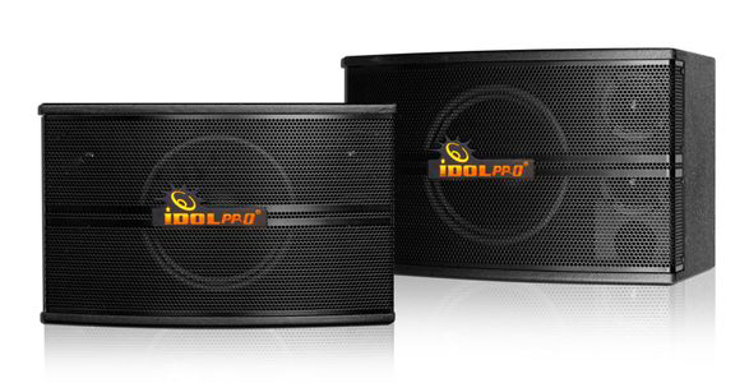 Picture of IDOLpro IPS-590 500W Professional High Fidelity Vocal Karaoke Speakers