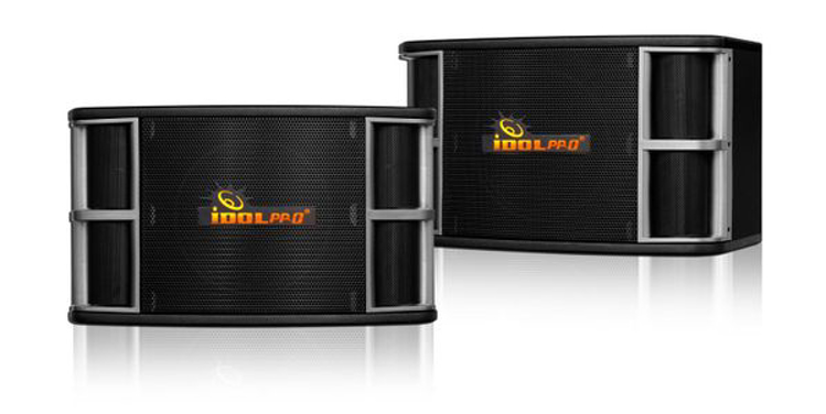 "Picture of IDOLpro IPS-650 800W 10""Woofer 3 Way Professional Karaoke Speakers"