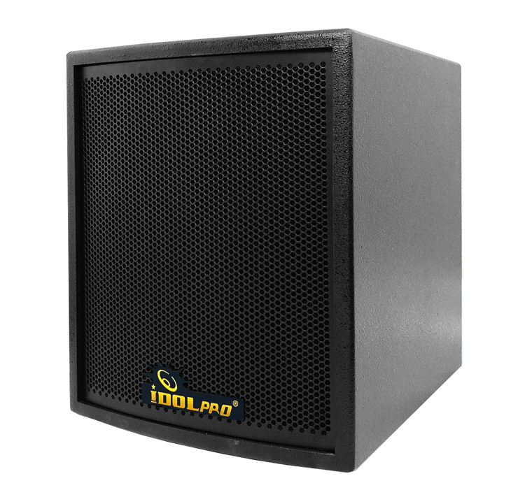 """Picture of IDOLpro SUB-07 1000W 12"""" High Power Active Subwoofer"""