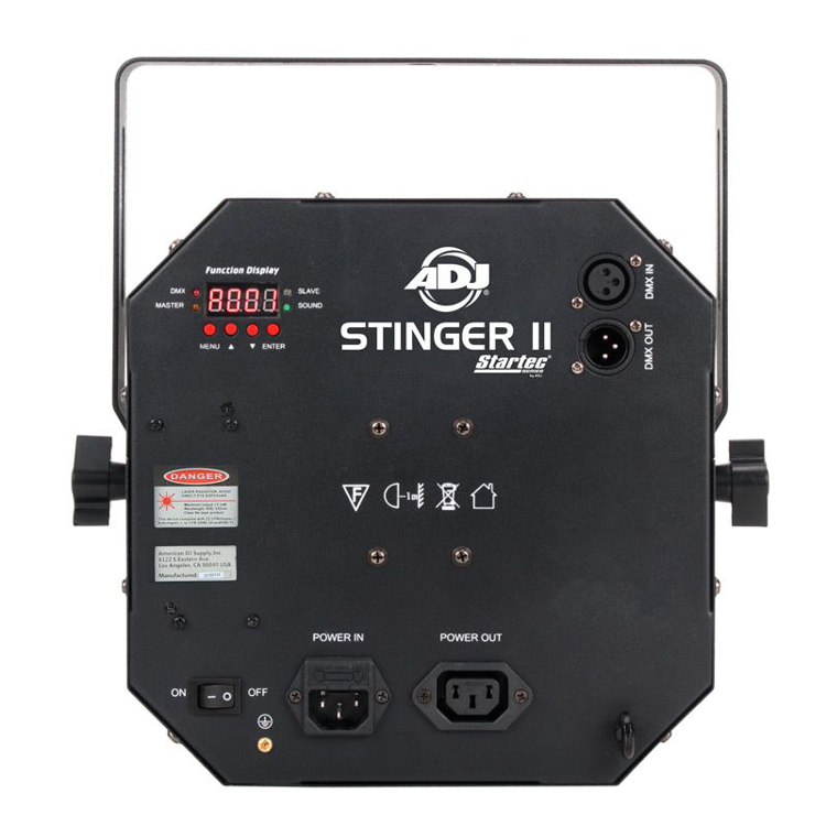 Picture of AMERICAN DJ STINGER II LED AND LAZER LIGHT